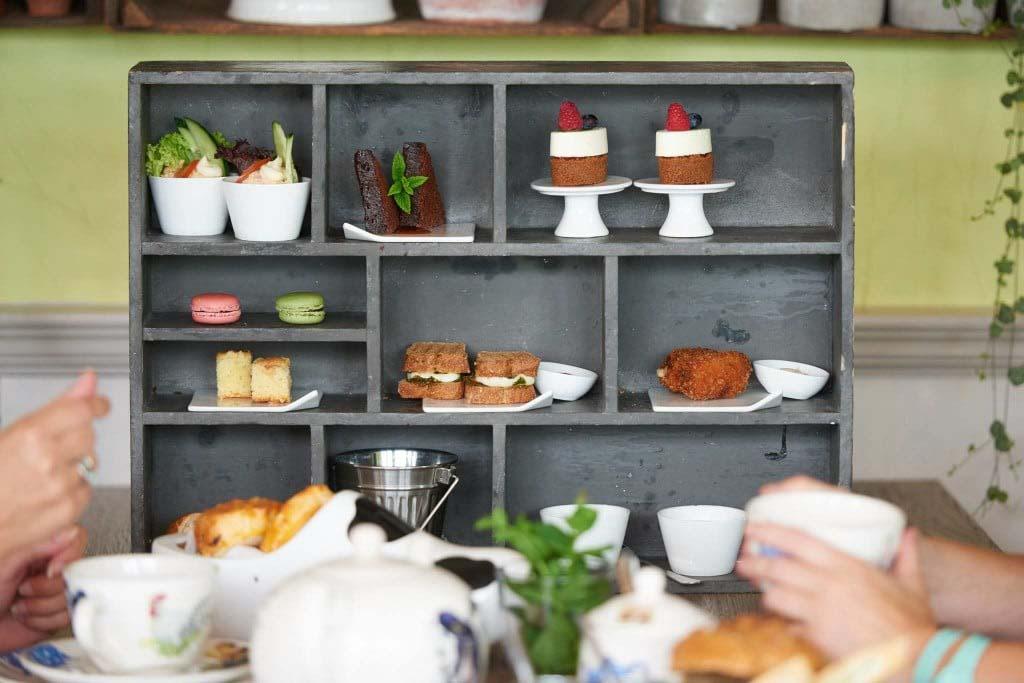 Tuinhuis Aalsmeer - High Tea - Kom genieten van een kop koffie of thee